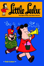 Image: Little Lulu Vol. 24: Space Dolly & Other Stories SC  - Dark Horse