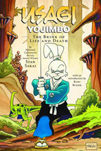 Image: Usagi Yojimbo Vol. 10: Brink of Life & Death SC  (new printing) - Dark Horse
