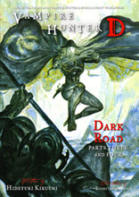 Image: Vampire Hunter D Novel Vol. 15: Dark Road Part 3 SC  - Dark Horse