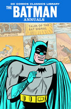 Image: DC Comics Classics Library: The Batman Annuals Vol. 02 HC  - DC Comics