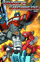 Image: Transformers Ongoing Vol. 01: For All Mankind SC  - IDW Publishing