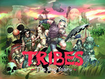 Image: Tribes: Dog Years GN  - IDW Publishing