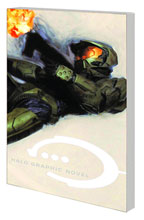 Image: Halo Graphic Novel SC  - Marvel Comics