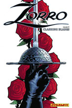 Image: Zorro Vol. 02: Clashing Blades SC  - D. E./Dynamite Entertainment