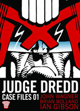 Image: Judge Dredd: Complete Case Files Vol. 01 SC  (American printing) - Rebellion