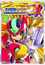 Image: Mega Man ZX Vol. 02 SC  - Udon Entertainment Corp