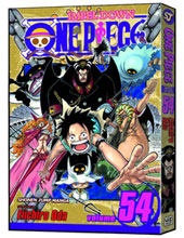 Image: One Piece Vol. 54 SC  - Viz Media LLC