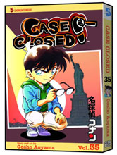 Image: Case Closed Vol. 35 SC  - Viz Media LLC