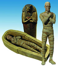 Image: Universal Monsters Select Action Figure: The Mummy  -