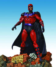 Image: Marvel Select Action Figure: Magneto  -