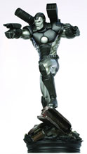 Image: Iron Man: War Machine Armor Statue  -