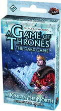 Image: Game of Thrones LCG: King North Chapter Pack  - Fantasy Flight Publishing Inc