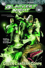 Image: Blackest Night: Green Lantern Corps SC  - DC Comics