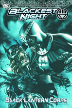 Image: Blackest Night: Black Lantern Corps Vol. 01 SC  - DC Comics