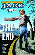 Image: Jack of Fables Vol. 09: The End SC  - DC Comics - Vertigo