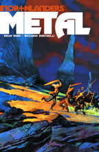 Image: Northlanders Vol. 05: Metal and Other Stories SC  - DC Comics - Vertigo