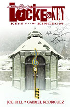 Image: Locke & Key Vol. 04: Keys to the Kingdom HC  - IDW Publishing