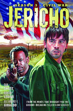 Image: Jericho Season 3: Civil War SC  - IDW Publishing