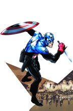 Image: Captain America Corps #1 - Marvel Comics