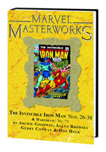 Image: Marvel Masterworks Vol. 165: Iron Man Nos. 26-38 & Daredevil No. 73 HC  - Marvel Comics