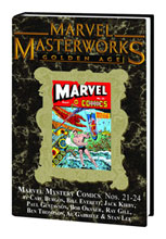 Image: Marvel Masterworks Vol. 166: Marvel Mystery Comics Nos. 21-24 HC  - Marvel Comics