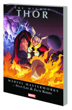 Image: Marvel Masterworks: Mighty Thor Vol. 03 SC  - Marvel Comics