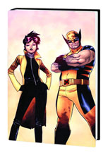 Image: Wolverine and Jubilee: Curse of the Mutants HC  - Marvel Comics