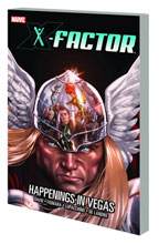 Image: X-Factor Vol. 11: Happenings in Vegas SC  - Marvel Comics