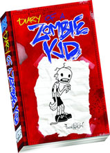 Image: Diary of a Zombie Kid SC  - Antarctic Press