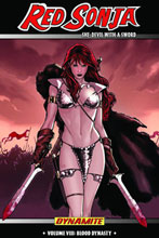 Image: Red Sonja Vol. 08: Blood Dynasty SC  - D. E./Dynamite Entertainment