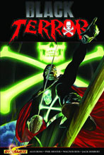 Image: Black Terror Vol. 03 SC  - D. E./Dynamite Entertainment