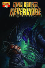 Image: Dean Koontz's Nevermore #4 - D. E./Dynamite Entertainment