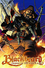 Image: Blackbeard: Legend of the Pyrate King SC  - D. E./Dynamite Entertainment