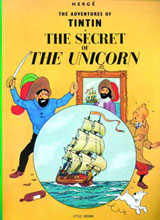 Image: Tintin Young Readers Edition: Secret of the Unicorn GN  - Little Brown and Company