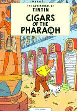 Image: Adventures of Tintin : Cigars of the Pharaoh  (Young Readers Edition) SC - Little Brown and Company