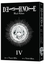 Image: Death Note Black Edition Vol. 04 SC  - Viz Media LLC