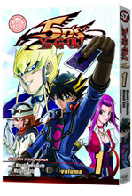 Image: Yu-Gi-Oh! 5Ds Vol. 01 SC  - Viz Media LLC
