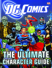 Image: DC Comics Ultimate Character Guide HC  -