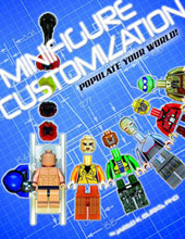 Image: BrickJournal Presents: Minifigure Customization: Populate Your World SC  -