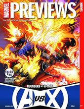 Image: Marvel Previews #106 - Marvel Comics