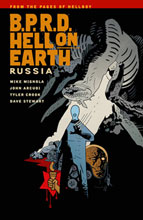 Image: B.P.R.D. Hell on Earth Vol. 03: Russia SC  - Dark Horse