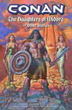 Image: Conan: Daughters of Midora & Other Stories SC  - Dark Horse