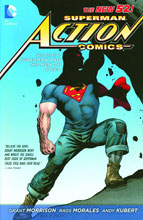 Image: Superman - Action Comics Vol. 01: Superman and the Men of Steel HC