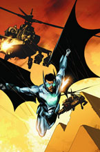 Image: Batwing Vol. 01: The Lost Kingdom SC  - DC Comics