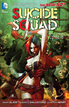 Image: Suicide Squad Vol. 01: Kicked in the Teeth SC  - DC Comics