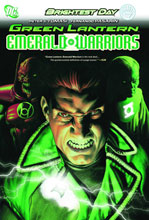 Image: Green Lantern: Emerald Warriors Vol. 01 SC  - DC Comics