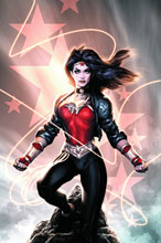 Image: Wonder Woman: Odyssey Vol. 01 SC  - DC Comics