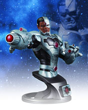 Image: DC Comics The New 52 Bust: Cyborg  - DC Direct