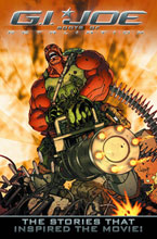 Image: G.I. Joe: Roots of Retaliation SC  - IDW Publishing