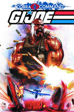 Image: G.I. Joe: Cobra Command Vol. 01 SC  - IDW Publishing